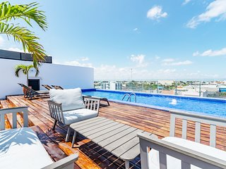 Super equipped apartment downtown Playa del Carmen