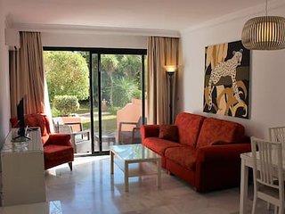 Apartamento en Banus con Piscina 100 m Playa A.