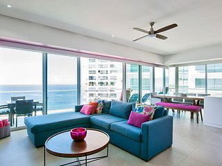 Magnificent and magical beachfront condo in Icon Vallarta