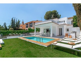 Private villa close to Puerto Banus