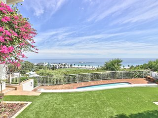 Tree Villa · Stunning 4 Bed Serviced Home W/Pool & Beach Views ♛