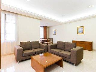 2+1BR Serviced Apartment Very Near Bukit Bintang