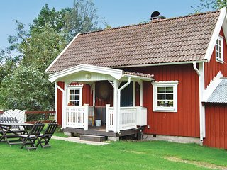 Awesome home in Ruda w/ Sauna and 2 Bedrooms