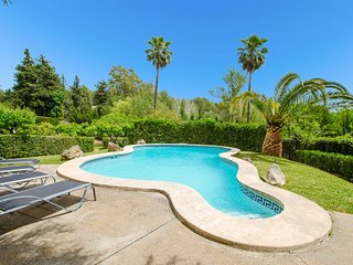 YourHouse Ses Rotgetes - beautiful villa with private pool in the Tramuntana