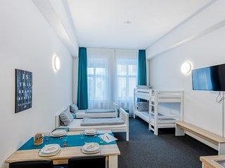 centerroom Landshut City Apartment mit Küche - für 4 Personen