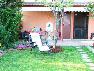 L'orto del pettirosso - intera casa con giardino