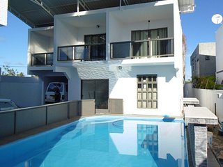 Apartment 4 with 3 rooms in Prodia Holidays with pool and terrace near the beach