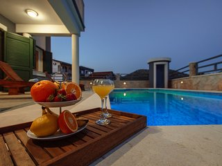 Villa Mia ~ villa with private pool & sea view