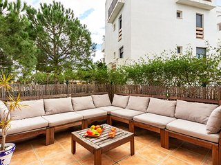 Ground floor terrace in Alamar Ref 31