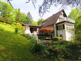 Ferienhaus Villa EMG Frankfurt, Familien Gruppen, 7 Schlafzimmer, Garten, Privat