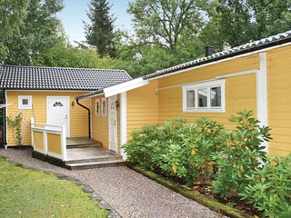 Nice home in Granna w/ Sauna and 3 Bedrooms