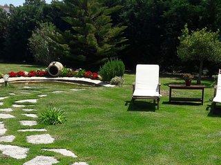 Suites in the garden
