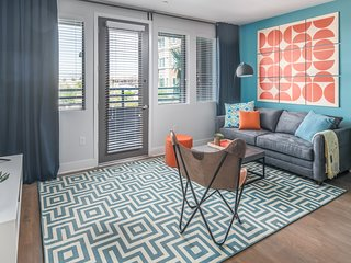Luxurious 1BR in Tempe #2031 by WanderJaunt