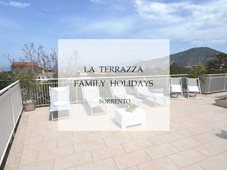 La Terrazza Family Holidays - Sorrento
