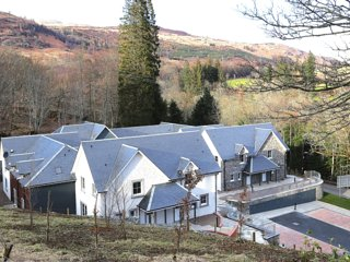 Capercaillie, a luxurious 2 bedroom house in Killin