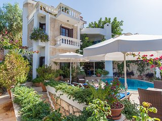 Luxury Seafront Villa in Kalkan with swimming pool and housekeeper