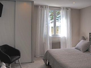 A L'OREE DES VIGNES - Chambre double confort