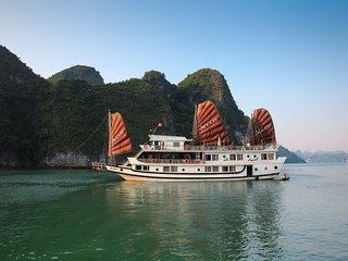 Halong Aclass Stellar Cruise Full Package