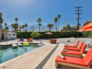 USA holiday rentals in California, Palm Springs CA
