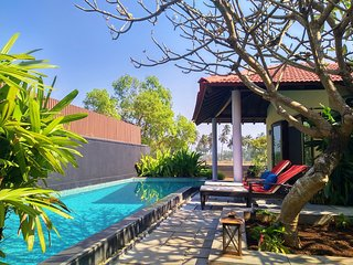 TROPICAL BREEZE 3BHK Bali Style Villa Private Pool