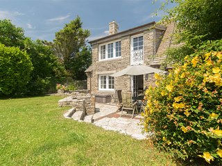 DC128 House situated in Worth Matravers