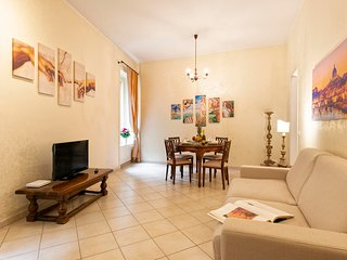 Rome Trevi Fountain Apartment