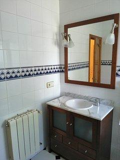 Baño apto 1