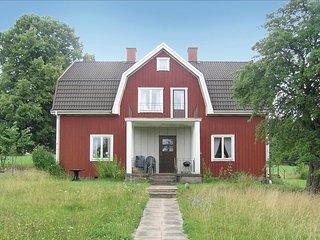 Nice home in Eksjo w/ 4 Bedrooms
