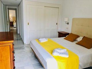 Apartamento 2 Habitaciones y Piscina en P. Banus.