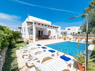 VILLA CALA FERRERA - Villa for 8 people in Cala D'Or