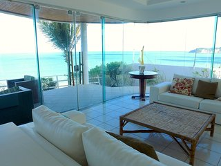 Exclusiva CASA com vista espetacular à beira mar de Ponta Negra Casa-Rose-PN-Nat