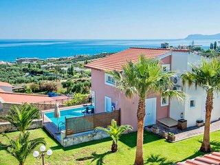 Lophos Seaview Maisonette, Agia Marina, Chania, Crete
