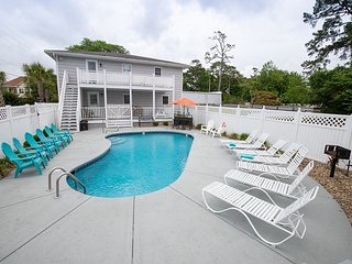 Start those Vacation Memories here at CAPE MYRTLE House