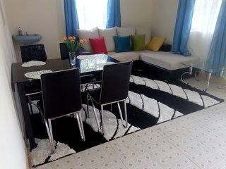 2bedroom fully furnished house
