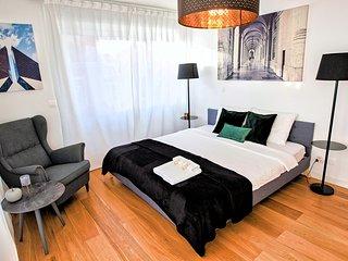 Industrial Lisbon Apartment