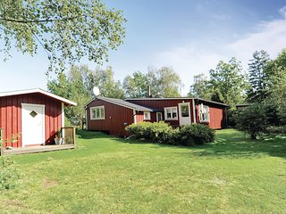 Nice home in Bergkvara w/ 3 Bedrooms