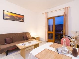 Apartments Cumbelic - One Bedroom Apartment with Balcony and Sea View A3