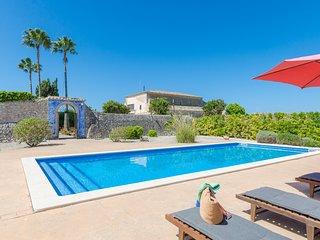 FINCA SON COSTA - Villa for 10 people in Montuïri