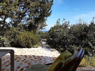 Villa Candida Portobello, vista mare, 8 posti letto, 4 camere, area barbecue