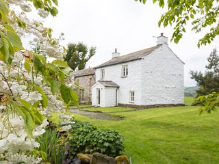Two bedroom cottage in a quiet location close to Sedbergh