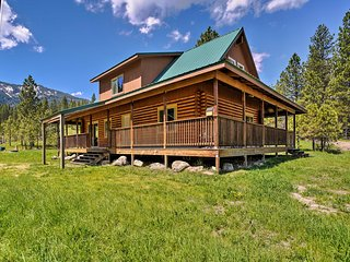 Peaceful Garden Valley Cabin w/Heated Pool Access!