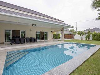 Palm Villas - 3 Bed 3 Bath, Private swimming pool for Rent *hua Hin/cha-am