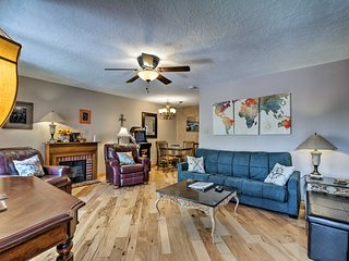 NEW-Ruidoso Condo w/ Heated Indoor Pool- By Skiing