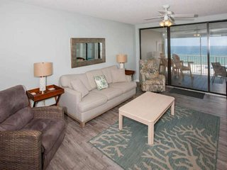 6th Floor Gulf-Front | In/Outdoor/Kiddie Pools, Hot Tub, Sauna, Fitness, Wifi |