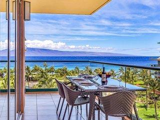 Maui Resort Rentals: Upgraded Honua Kai Konea 613 - 6th Floor Ocean View 2BR w/