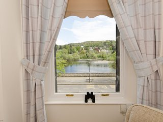 Riverside Apartment, one bedroom apartment with river views