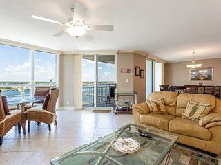 SeaSpray Perdido Key Condo #912 ~ Beautiful 2 Bedroom Gulf Front
