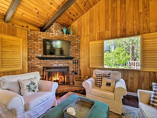 Lake Arrowhead Retreat By Snow Valley Mtn Resort!