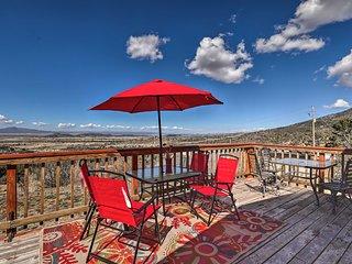 NEW! Mingus Mountain House w/Deck & Mountain Views