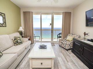 Calypso Resort & Towers 2106W   Walk to Pier Park   Beachfront Condo!